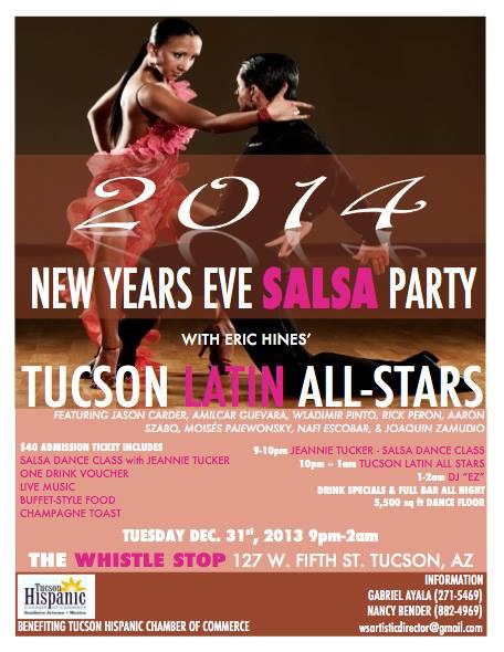TucsonSalsa.com | Tucson's Source for Salsa Music and Dance